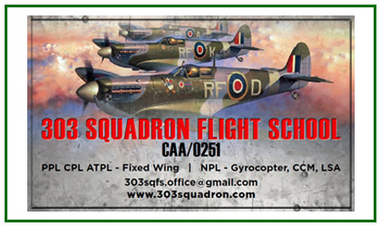 303 Squadron Flight School