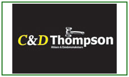C&D Thompson Afslaers