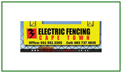 Electric Fencing Cape Town