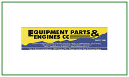 Equipment Parts & Engines cc