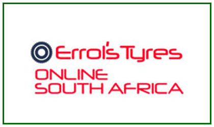 Errols Tyres Online South Africa